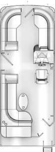 Trifecta LE Floorplan