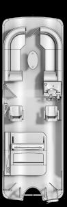 Trifecta S Floorplan