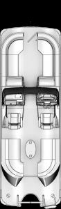 Trifecta Sport Floorplan
